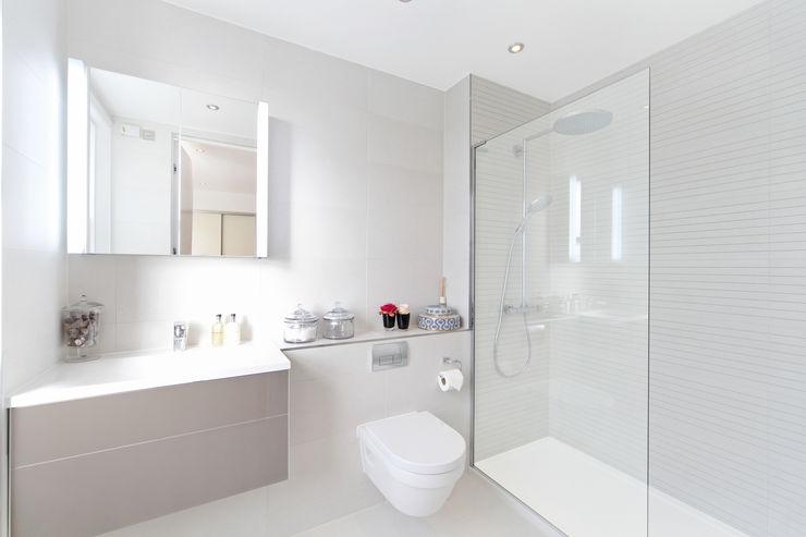 City appartment Hampstead Design Hub Ванна кімната