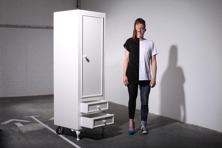 split personality closet PYG® WohnzimmerSchränke und Sideboards