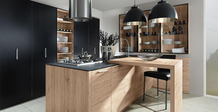 Color / Sincrono - Anthracite / San Remo Schott Cuisines