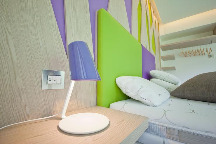 Daniele Menichini Architetti Hotels Wood Purple/Violet