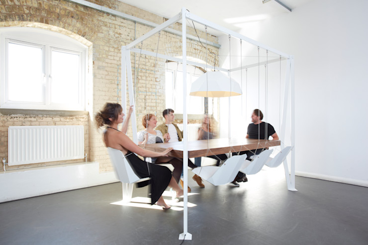 Swing Table 8 person Duffy London