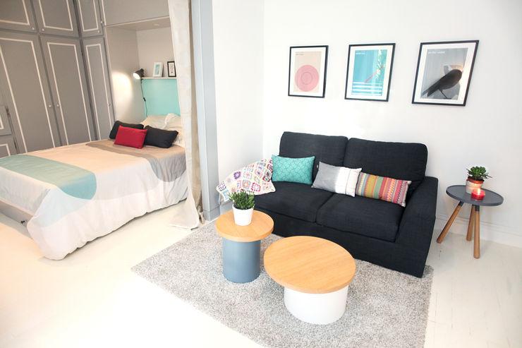 Sandra Dages Living room