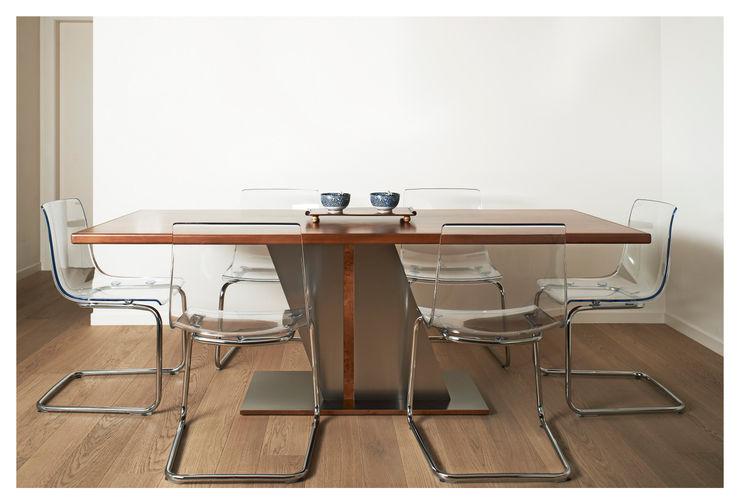 PIUMA LI-VING design ideas Sala da pranzoTavoli