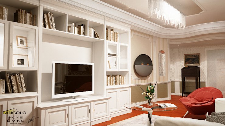 Soggiorno Luxury FRANCKSONN HOME srls