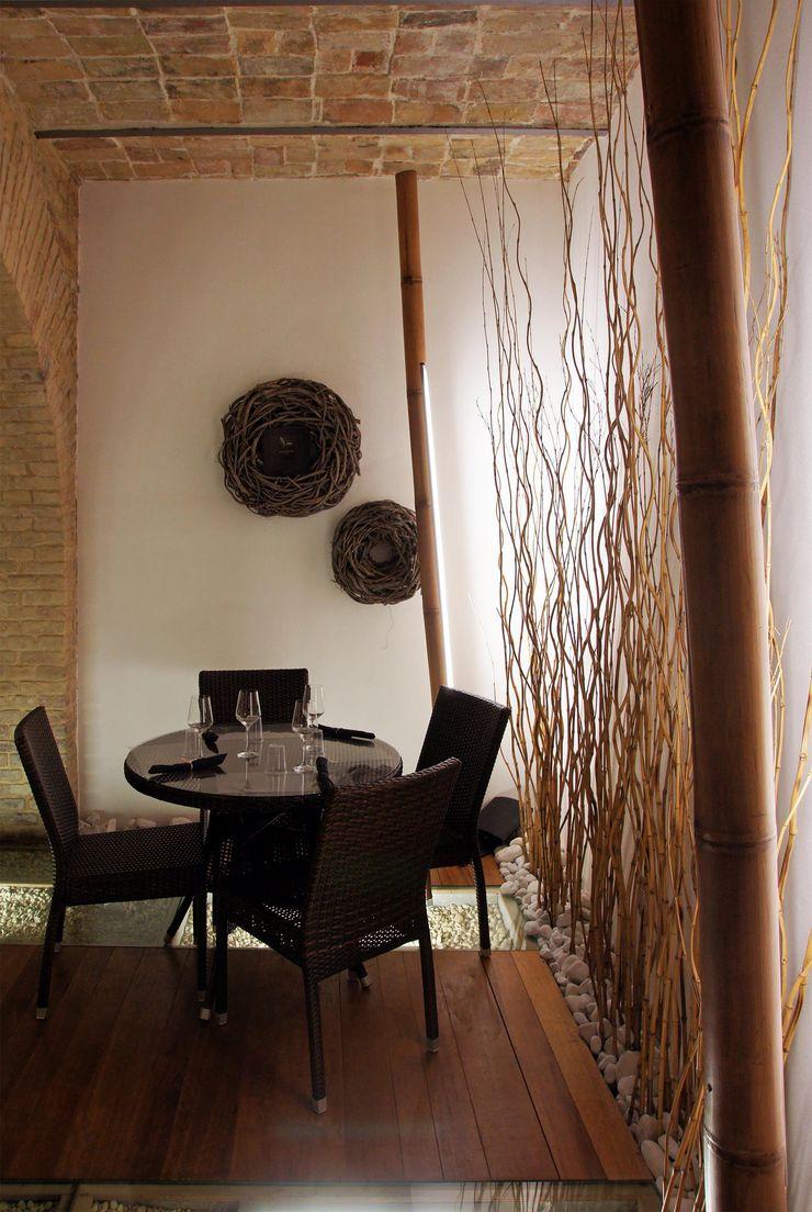 Rocco Valentini Architecture Eclectic style gastronomy