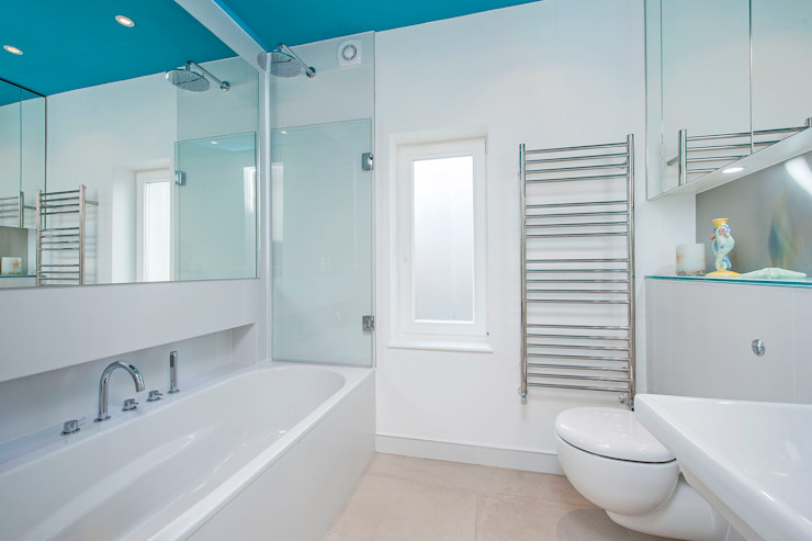 Family Bathroom homify Bagno moderno