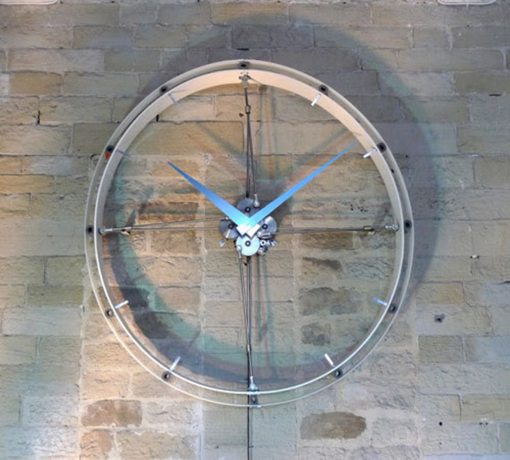 Breathing Clock - front view BLOTT WORKS HouseholdAccessories & decoration