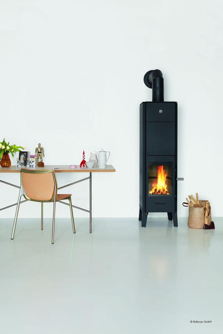 Bullerjan GmbH Living roomFireplaces & accessories