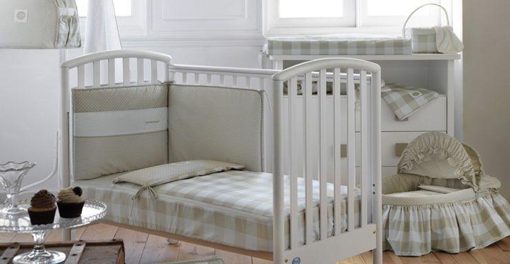 Colección Bebé Beige de Cambrass DINDONBEBE Dormitorios infantiles