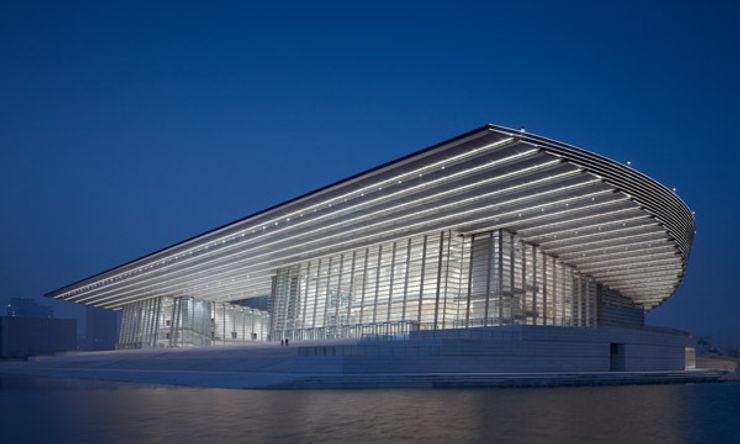 Conceptlicht GmbH Casas de estilo moderno