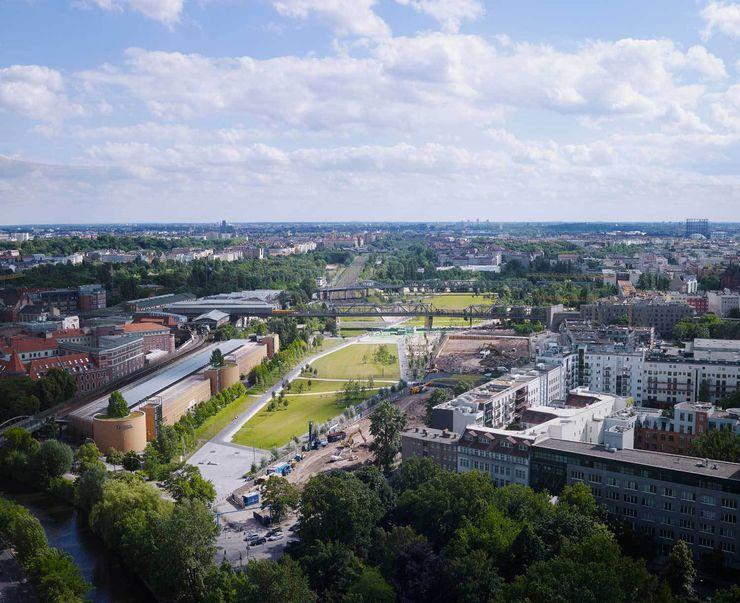 Park am Gleisdreieck Berlin Atelier LOIDL Landschaftsarchitekten Moderne Veranstaltungsorte