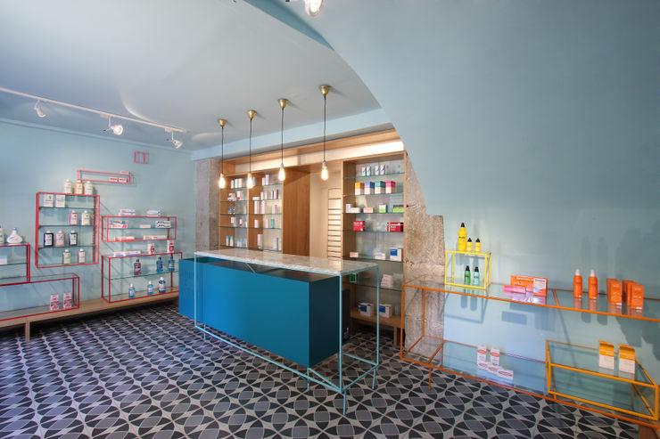 Farmacia de los Austrias Stone Designs Espacios