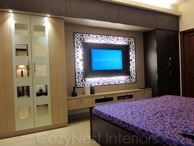 Bharani Residence Cozy Nest Interiors Modern Bedroom