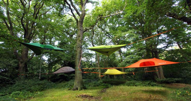 The Tentsile Stingray Tentsile JardinBalançoires et terrains de jeux