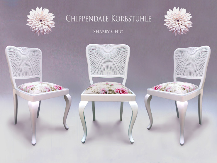 Anne`S Shabby Chic Living roomStools & chairs
