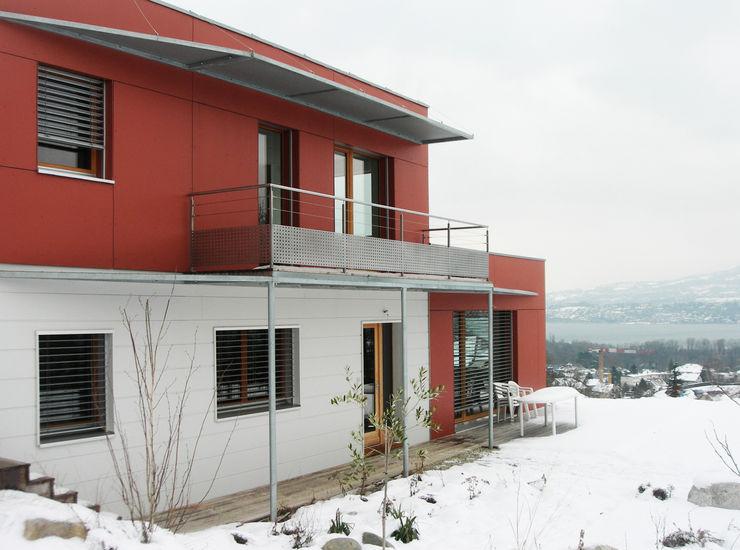 Tangentes Architectes Modern houses