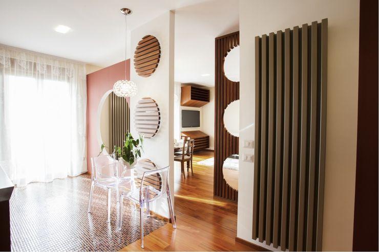 STUDIO DOTT. ARCH. GIANLUCA PIGNATARO Modern Dining Room
