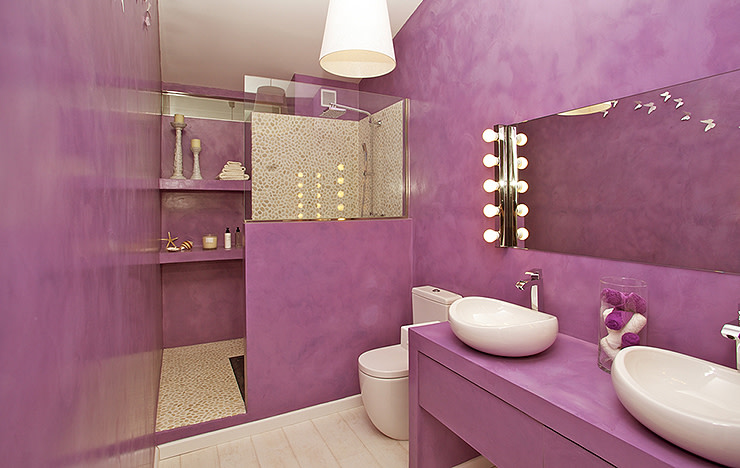 Arquitectos Madrid 2.0 Modern Bathroom