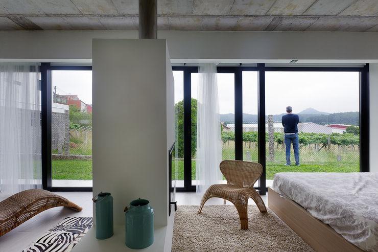 Nan Arquitectos Окна и двери в стиле минимализм