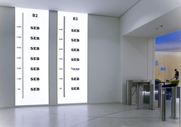 MAASS-Licht Lichtplanung Офісні будівлі