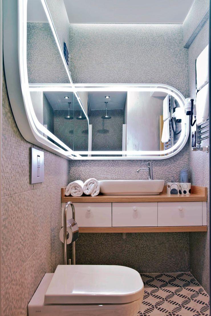 bathroom Aredeko Art & Design Hoteles de estilo moderno