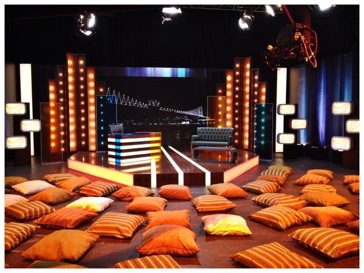 tv set design Aredeko Art & Design Conference Centres