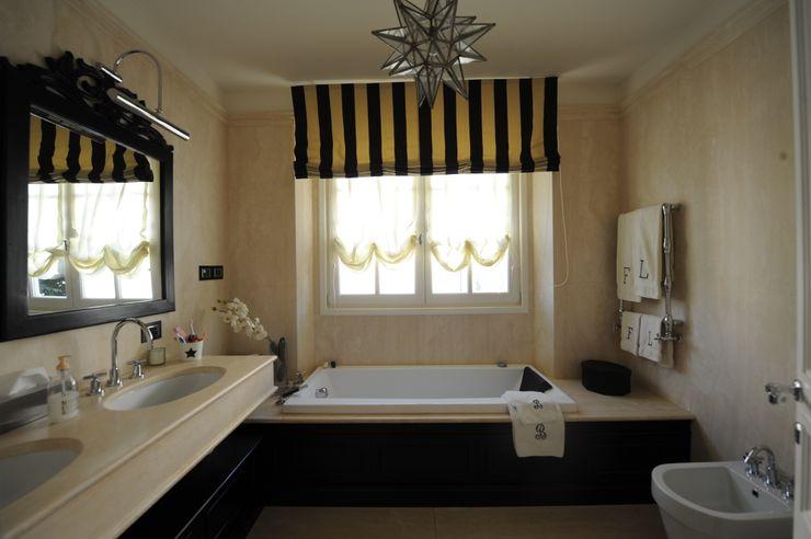 bagno padronale archbcstudio Bagno in stile classico