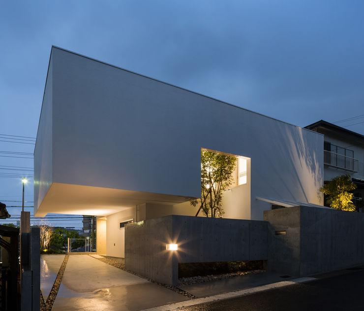 Kenji Yanagawa Architect and Associates บ้านและที่อยู่อาศัย