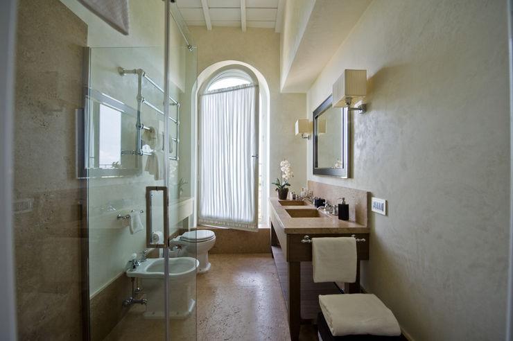 il bagno padronale archbcstudio Bagno in stile classico