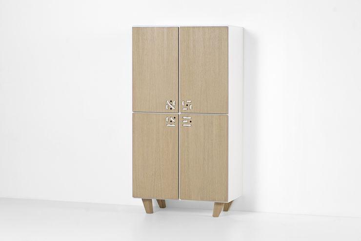 NODO cabinet Andrea Brugnera Design WohnzimmerSchränke und Sideboards