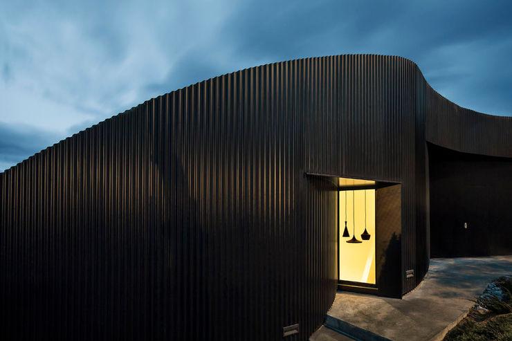 House in L'Ametlla del Vallès MIRAG Arquitectura i Gestió Case in stile mediterraneo
