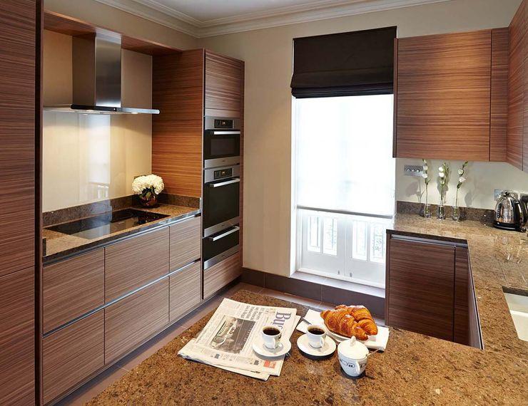 Townhouse Interior Design, Putney Bridge, London Residence Interior Design Ltd Modern houses