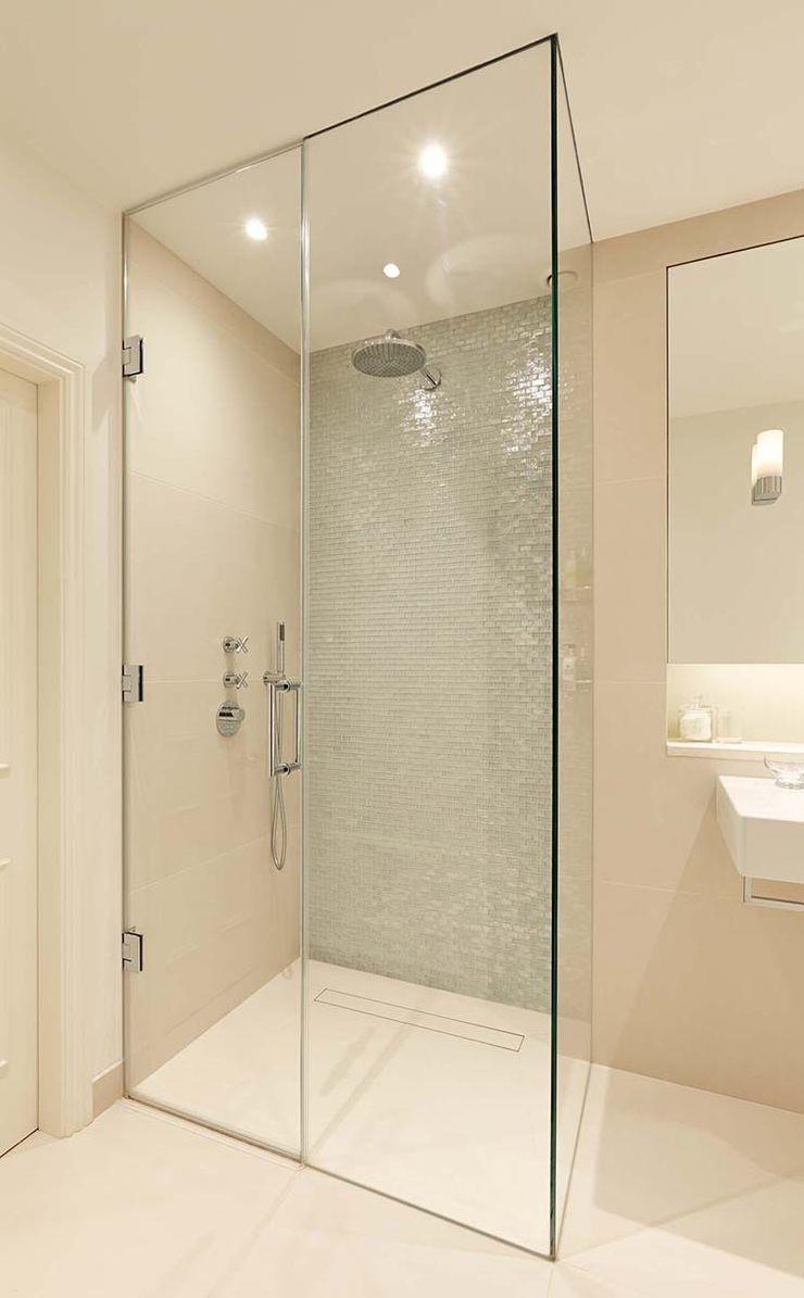 Master Suite Design, Parson's Green, London Residence Interior Design Ltd Maisons modernes