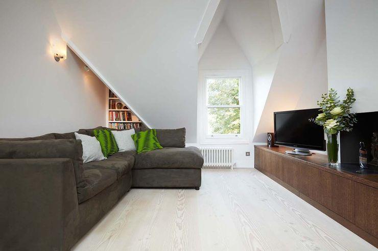 Parliament Hill Interior Design, Hampstead, London Residence Interior Design Ltd Living room