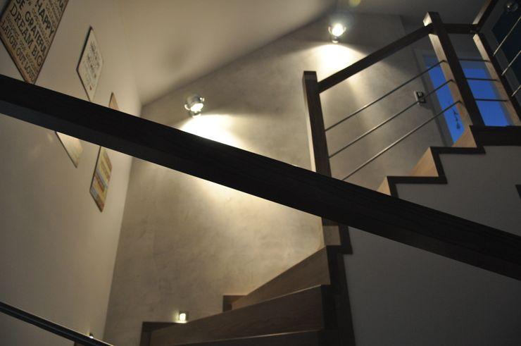 Perfect Home الممر الحديث، المدخل و الدرج