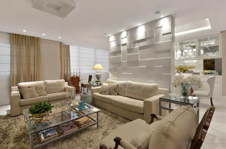 Redecker + Sperb arquitetura e decoração Living room