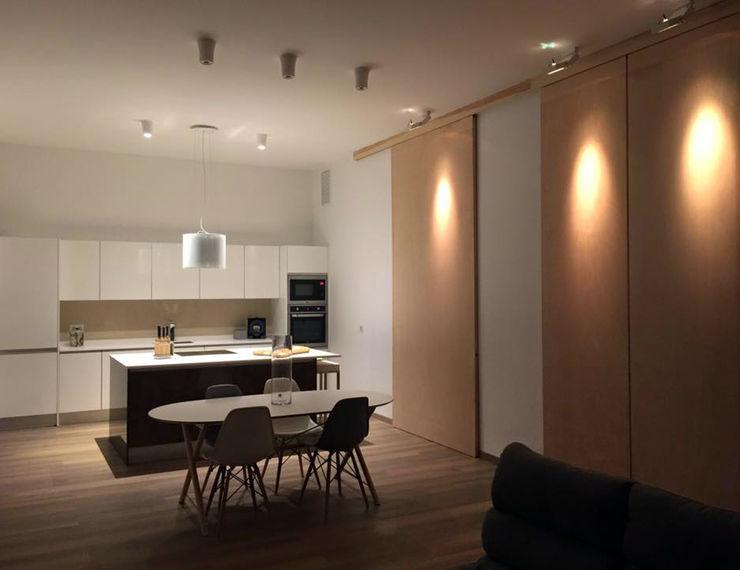 Ivan Torres Architects Кухня