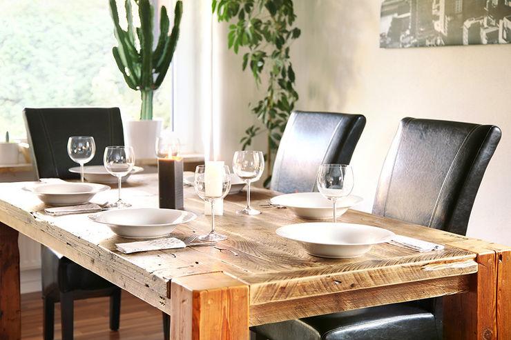 dining table edictum - UNIKAT MOBILIAR Landelijke eetkamers