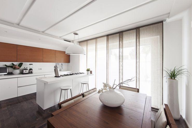 Andrea Stortoni Architetto 現代廚房設計點子、靈感&圖片