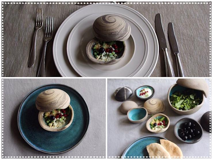 Rita Spaan Klauss Keramiek KitchenCutlery, crockery & glassware