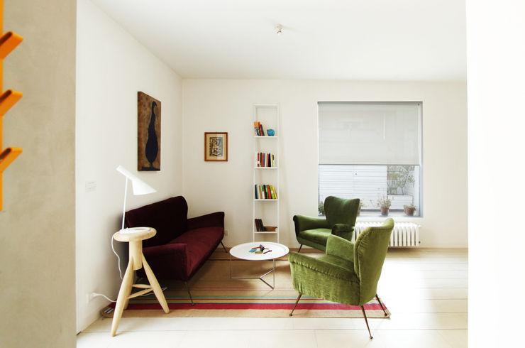 GIUSEPPE GURRIERI Living room
