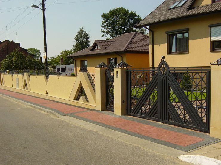 Triumph-Zaunsysteme Garden Fencing & walls