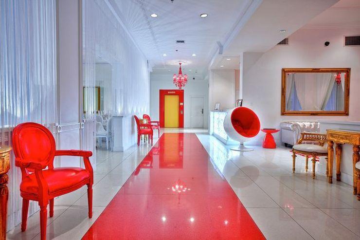 trend group Hoteles de estilo moderno