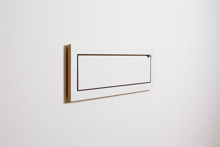 Fläpps Shelf 80x27x1 – White AMBIVALENZ HouseholdStorage Plywood White