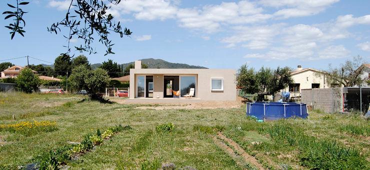 NUA Arquitectures 現代房屋設計點子、靈感 & 圖片