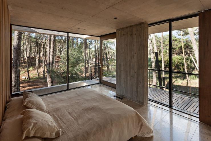 ATV Arquitectos Moderne slaapkamers