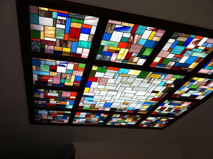 Skylights Glasstec ArtePiezas de arte