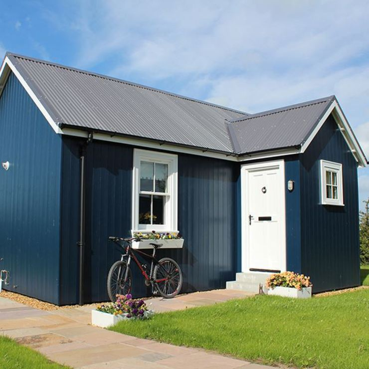 One Bedroom Wee House Exterior The Wee House Company