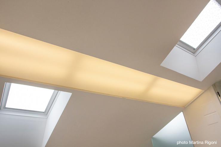 luce moovdesign Case in stile minimalista