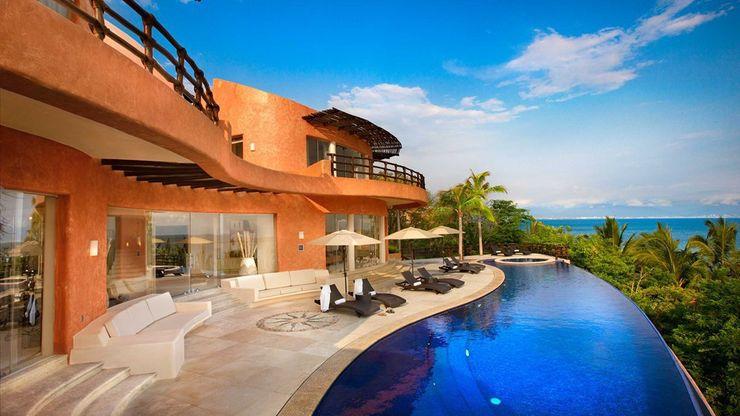 Casa Mariposa arqflores / architect Casas tropicales